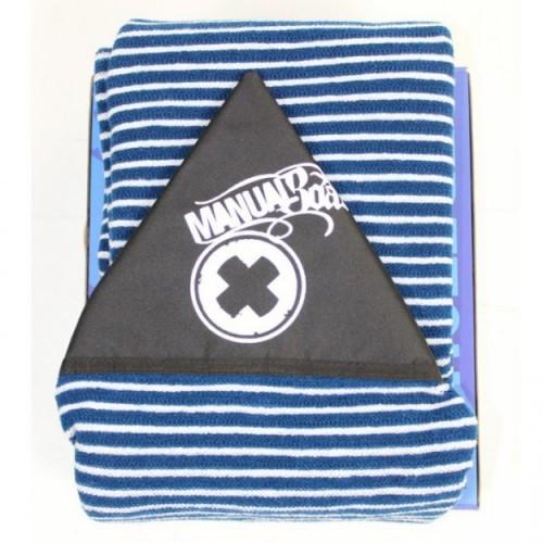 Funda tabla surf Manual Boards Strech Surf Funboard Blue