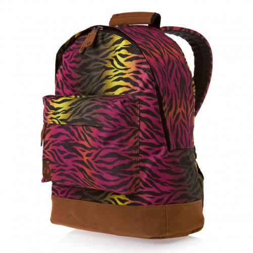 Mochila Mi-Pac Custom Prints Leopard Hot Zebra Rainbow