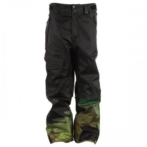 Pantalones de snowboard Neff Daily 2 Pants Camo Fade