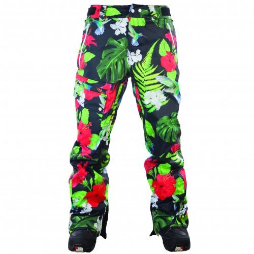 Pantalones de snowboard Neff Daily 2 Pants Floral