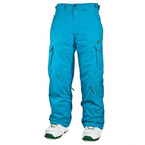 Pantalones de snowboard O'Neill Exalt Insulated Enamel Blue