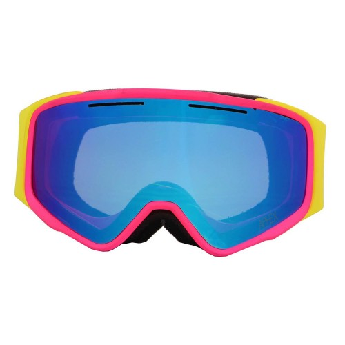 Aphex Vortex Pink/Yellow Revo Blue + Yellow Lens