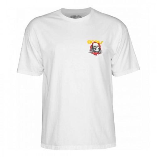 Camiseta Powell Peralta Ripper White