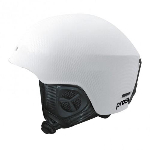 Casco de snowboard Prosurf Mat Carbon White