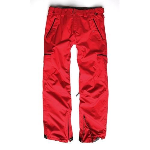Pantalones de snowboard Protest Finley Pants Tango Red