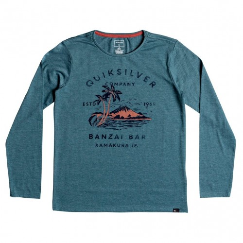 Quiksilver Banzai Bar Youth Tapestry Heather