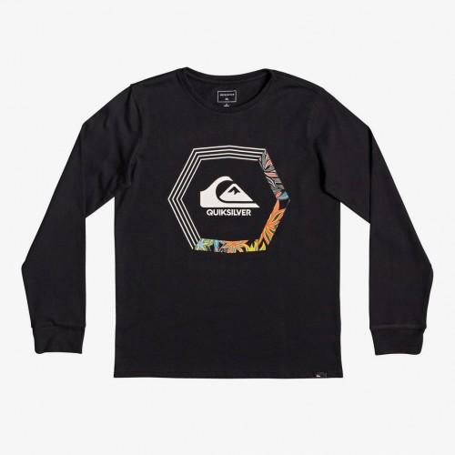 Camiseta Quiksilver Blade Dreams Yth Black
