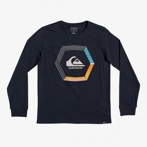 Camiseta Quiksilver Blade Dreams Yth Sky Captain