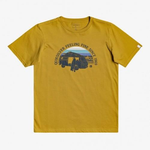 Camiseta Quiksilver Come Sail Away Honey