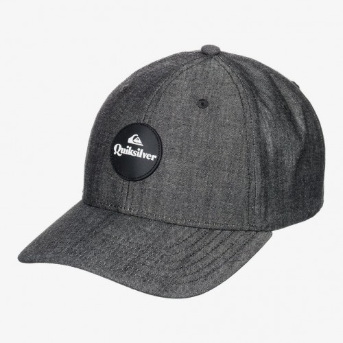 Gorra Quiksilver Decades Advanced Charcoal Heather