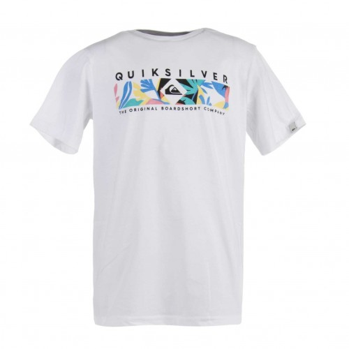 Quiksilver Distant Fortune Tee Yth White