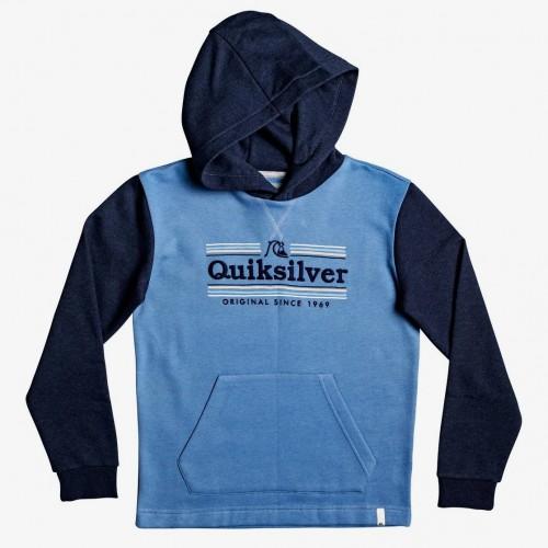 Sudadera Quiksilver Dove Sealers Hood Youth Quiet Harbor
