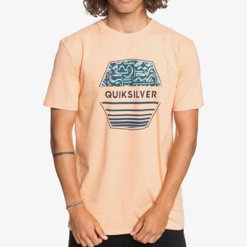 Quiksilver Drift Away Tee Coral Sands