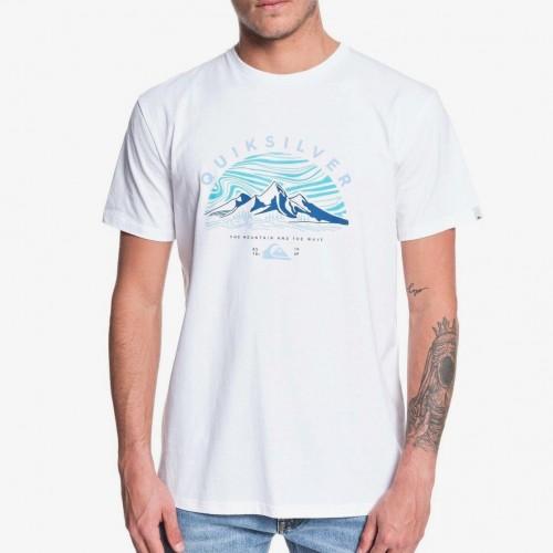 Camiseta Quiksilver Dunescape White
