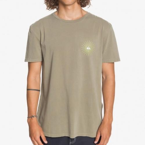 Camiseta Quiksilver Earth Core Tee Kalamata