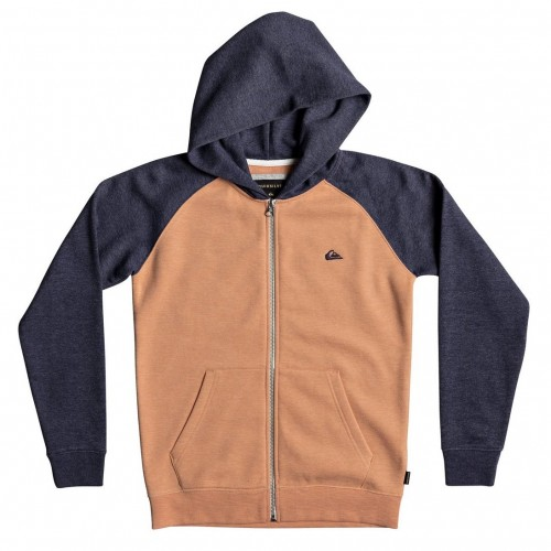 Sudadera Quiksilver Everyday Cadmium Orange Heather