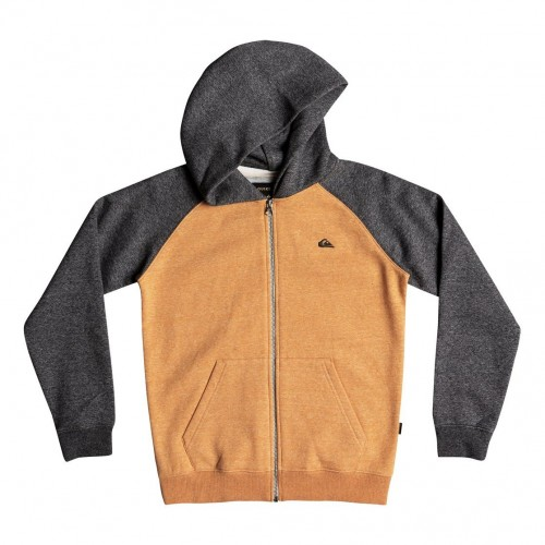 Quiksilver Everyday Zip Youth Inca Gold Heather