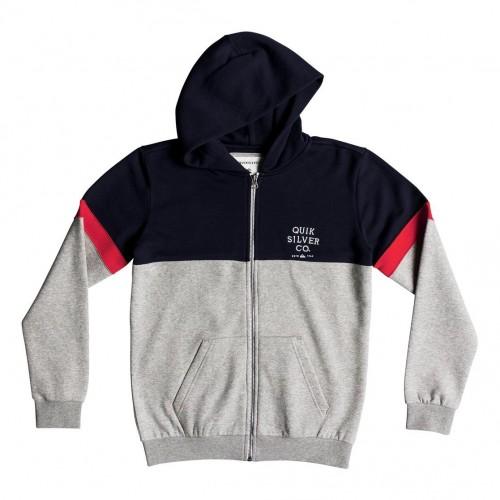 Quiksilver Kumano Kodo Zip Youth Navy Blazer