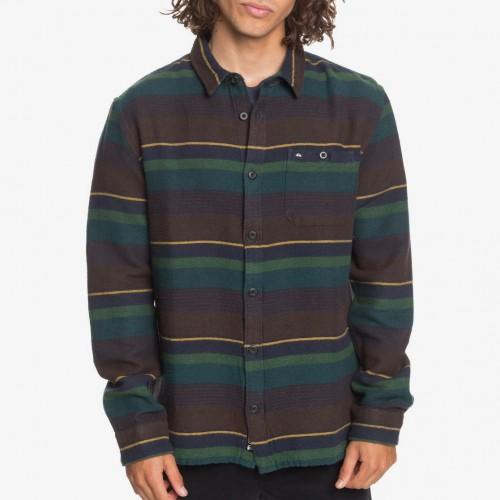 Camisa Quiksilver Lineup Distraction Greener Pasture Lineup Distrac