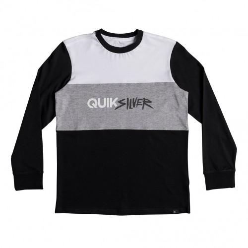Quiksilver Opposite Attract Youth White
