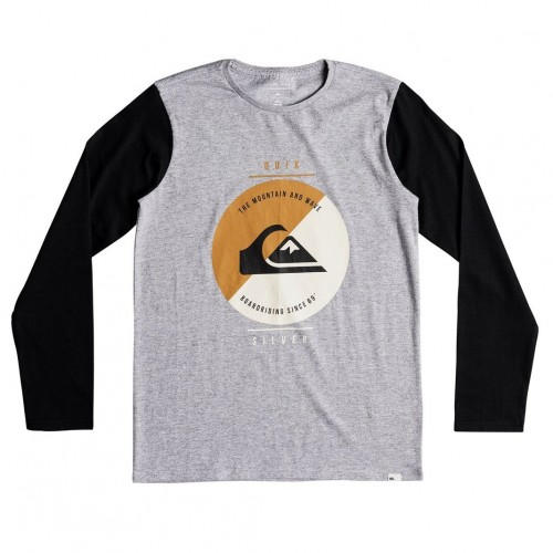 Quiksilver Shook Up Youth Athletic Heather