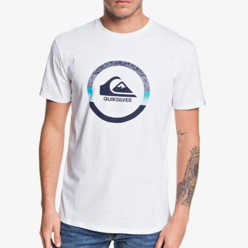 Camiseta Quiksilver Snake Dreams White