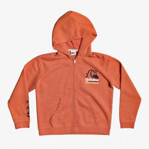 Sudadera Quiksilver Sweet As Slab Chili