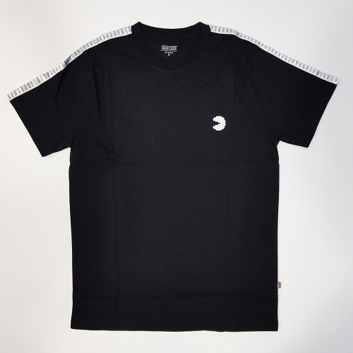 Camiseta Rackz Back to Basics Tee Black