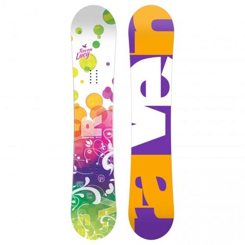 Tabla de snowboard Raven Lucy Junior 2019