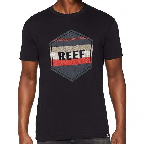 Reef Peeler Tee Black