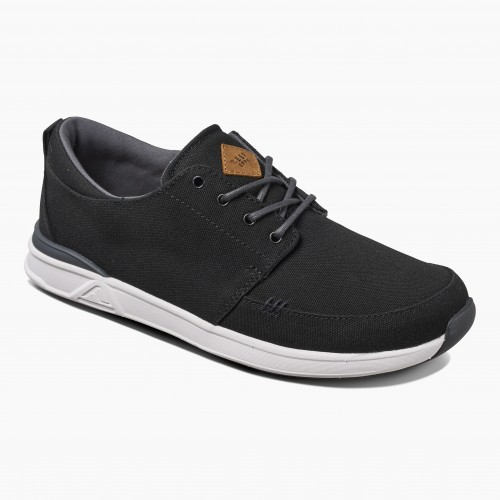 Reef Rover Low Black/White