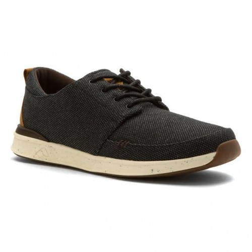 Zapatillas Reef Rover Low TX Black/Gum