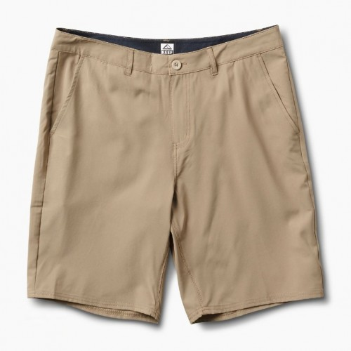 "Reef Warm Water 7 20"" Khaki"