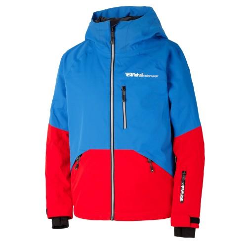Chaqueta de snowboard Rehall Aspen-R Boys Reflex Blue