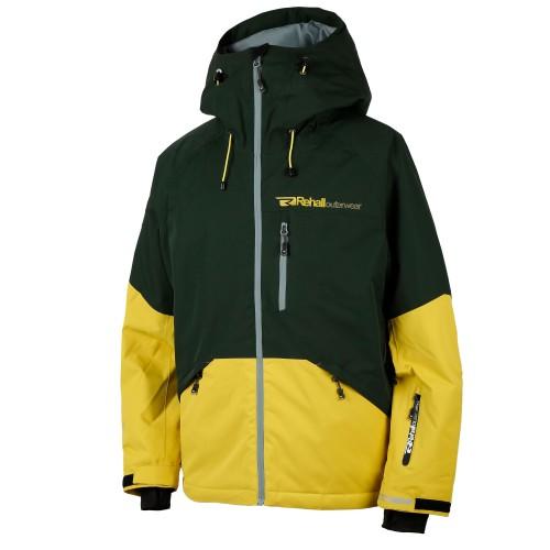 Chaqueta de snowboard Rehall Aspen-R Dark Olive