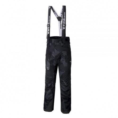 Pantalones de snowboard Rehall Baggy Suspenders Dragg-R Camo Black
