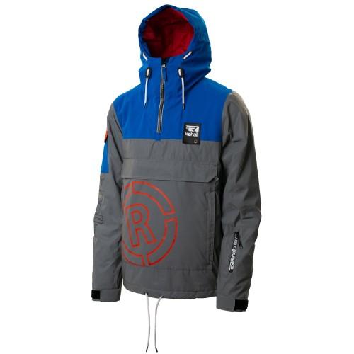 Chaqueta de snowboard Rehall Carl-R Reflective Grey