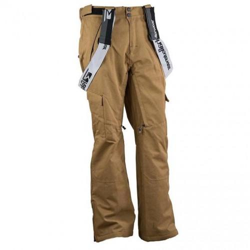 Pantalones de snowboard Rehall Charlie-R Dull Gold