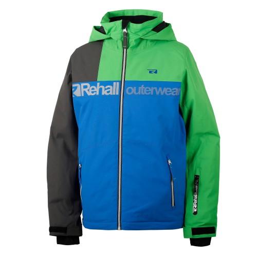 Chaqueta de snowboard Rehall Creak-R Boys Reflex Blue