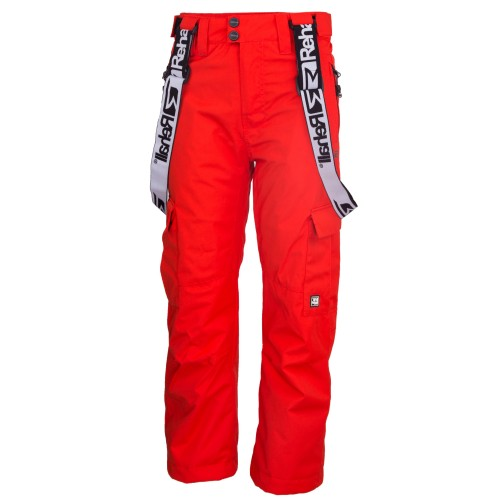 Pantalones de snowboard Rehall Dizzy-R Boys Flame