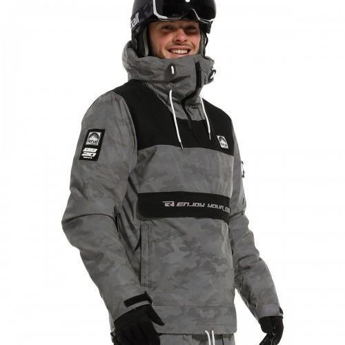 Chaqueta de snowboard Rehall Karl-R Anorak Camo Reflective Dots