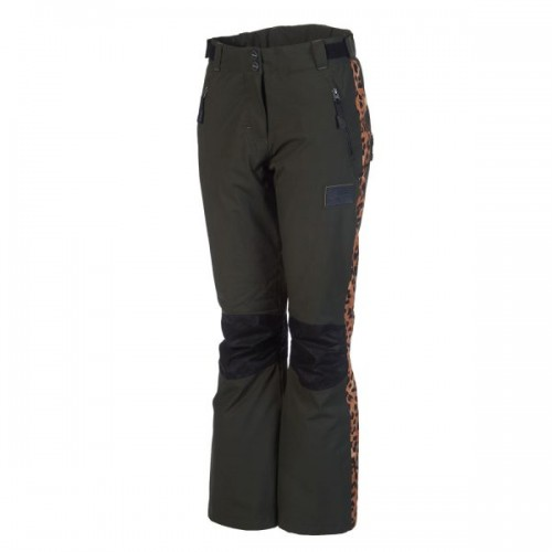 Pantalones de snowboard Rehall Paige-R Olive