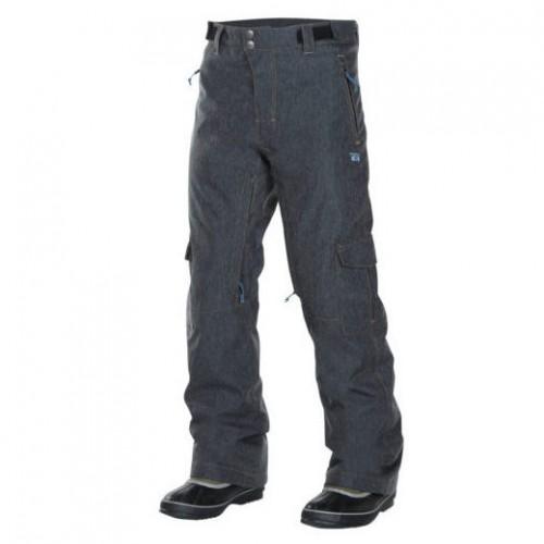 Pantalones de snowboard Rehall Rider-R Blue Denim