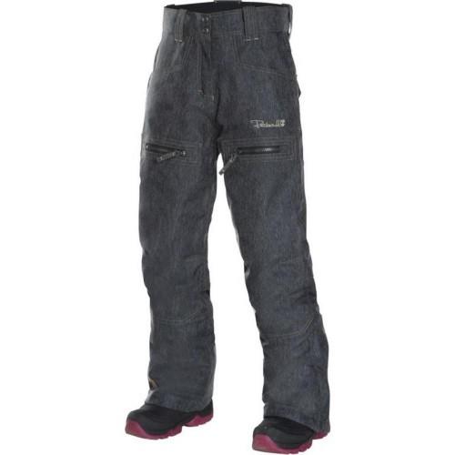 Pantalones de snowboard Rehall Turysa-R Jr Blue Denim