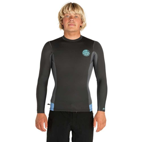 Neopreno de surf Rip Curl Aggrolite 1.5mm LS Jacket Teal