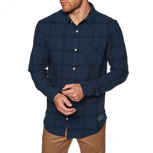 Camisa Rip Curl Check It Night Sky