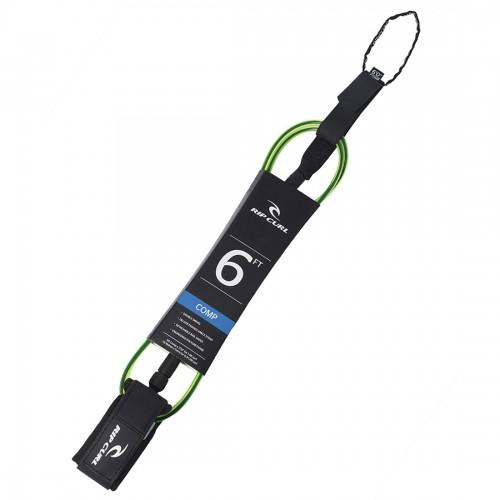 Invento de surf Rip Curl Comp Leash Surf 6.0 Green