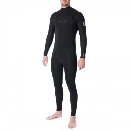 Neopreno de surf Rip Curl Dawn Patrol 3/2 GB C/Zip ST Black