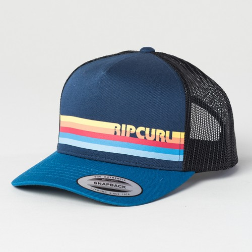 Gorra Rip Curl Eclipse Trucker Cap Blue Star