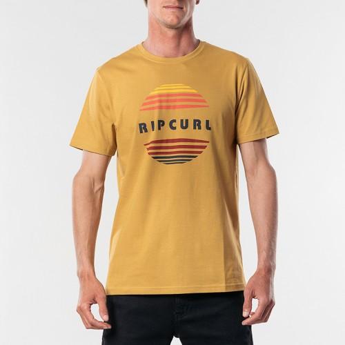 Rip Curl El Mama Tee Mustard